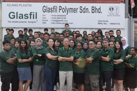 glasfil polymer sdn bhd balakong malaysia contact phone address