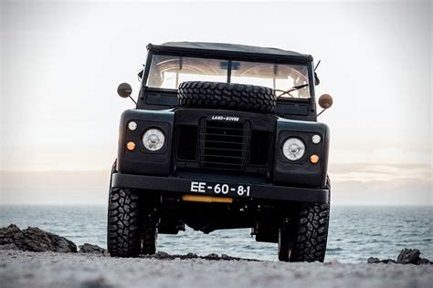 land rover series  defender hiconsumption