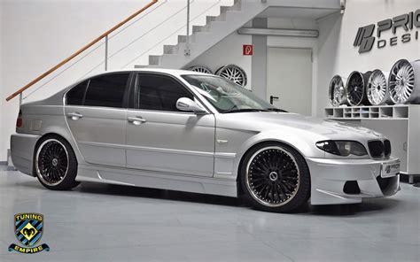 prior design bmw 3 series e46 limousine coupe aerodynamic kit