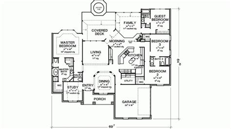 60 Best Images About House Plans ( Architectural) On