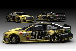 Josh Wise picks up Provident Metals as primary sponsor
