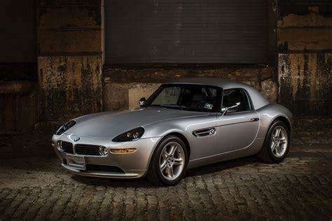 Bmw Z8 From 007 James Bond To Be Auctioned Soon