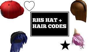 roblox hat codes  roblox hat codes clips clipzuicom