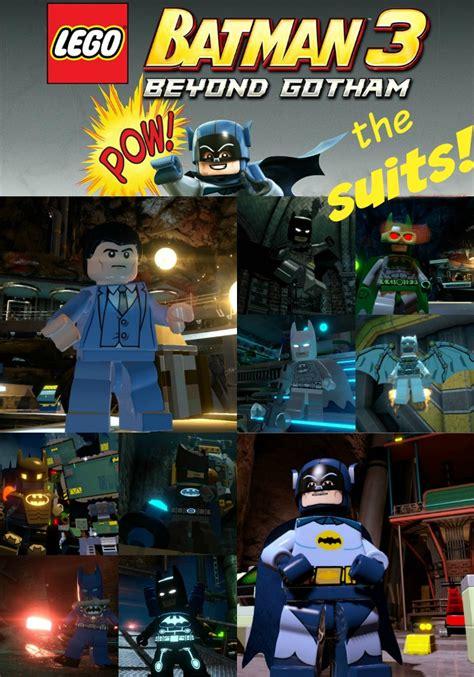 lego batmans suits  lego batman  living mi vida loca