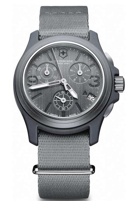 victorinox swiss army active original chronograph the remake of the brand s