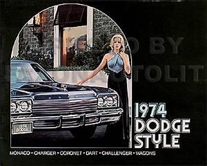 1974 Dodge Car Cd