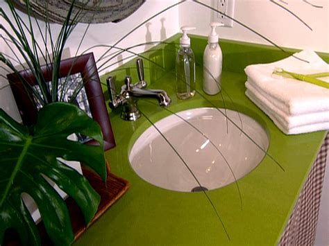 Painting Corian Countertops by Guide To Selecting Bathroom Countertops Diy