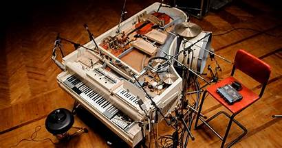 Instruments Piano Indie Band Orchestra Into Designboom