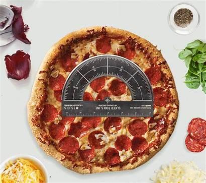 Pizza Coupe Rapporteur Appetit Bon Maestro Cadeau