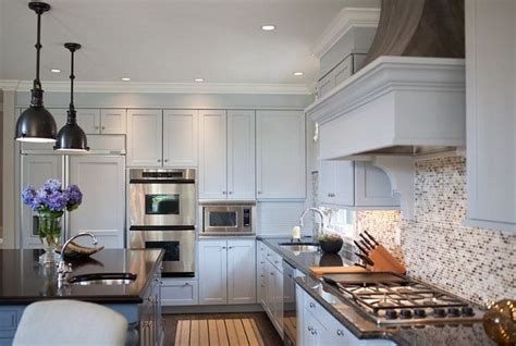 Kitchen Metallic Paint by Gray Kitchen Cabinet Paint Color Benjamin Paint