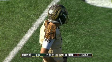 Row The Boat Motto by Western Michigan Unveils Uniforms With Boat Oars On