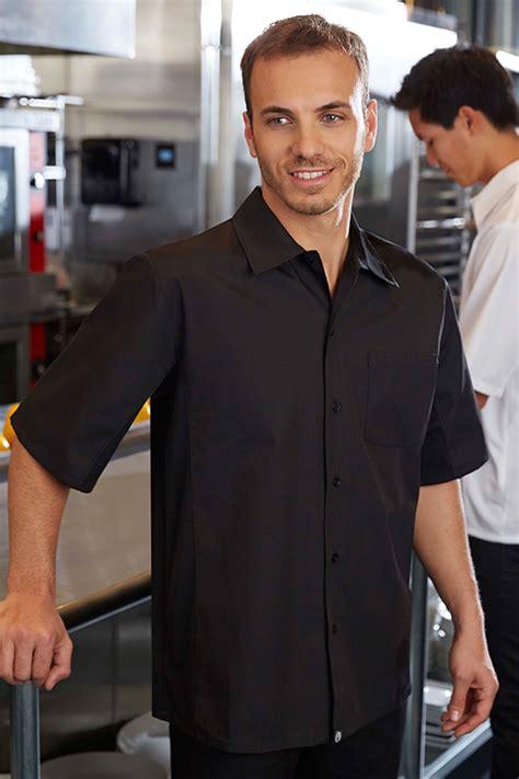 cool vent cook shirt black chefworkscom