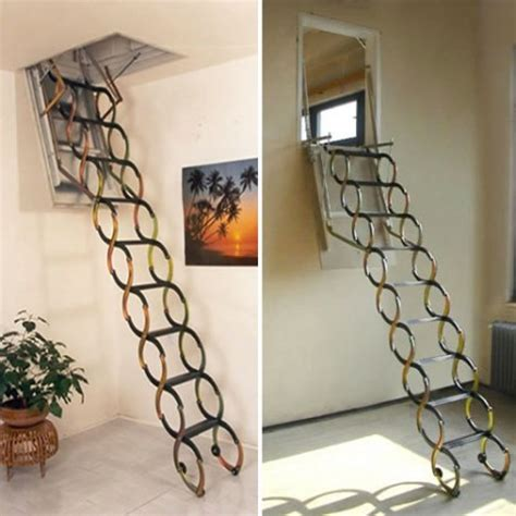 compact stair design ultra compact stairs 12 next level space saving designs urbanist