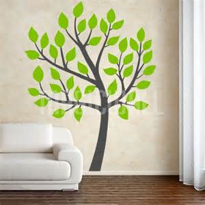 wall decals pretty tree wall stickers