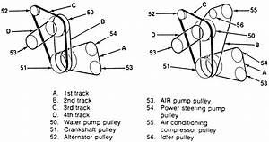 I Have A 1988 Chevy Suburban And I Was Wondering If Oyu Had A Belt Diagram  It Is 4 Wd And A 350