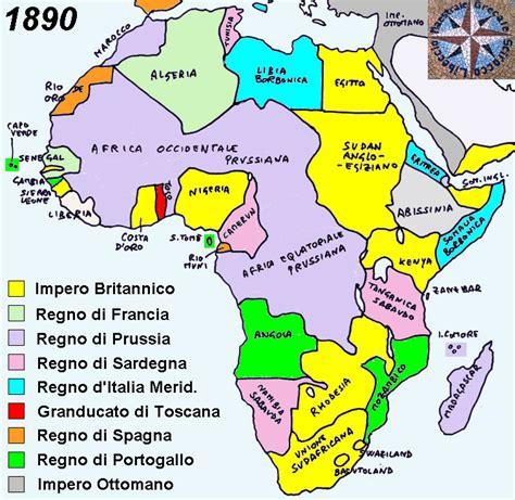 Perchè Si Chiama Impero Ottomano by Cartina Africa Colonizzata Pieterduisenberg