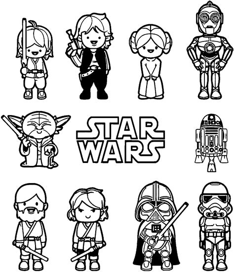 free wars coloring pages wars coloring pages luke skywalker coloring home