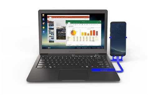 turn  galaxy    laptop   mirabook