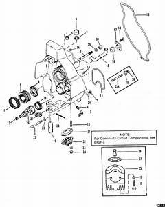 Mercruiser Alpha One  Gen  Ii  1991