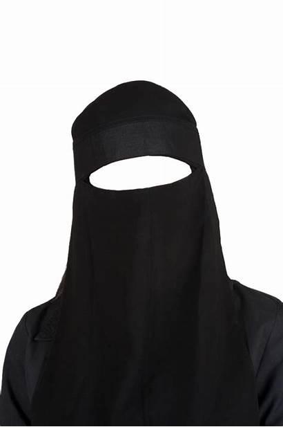 Hijab Transparent Headscarf Niqab Jilbab Pluspng Muslim