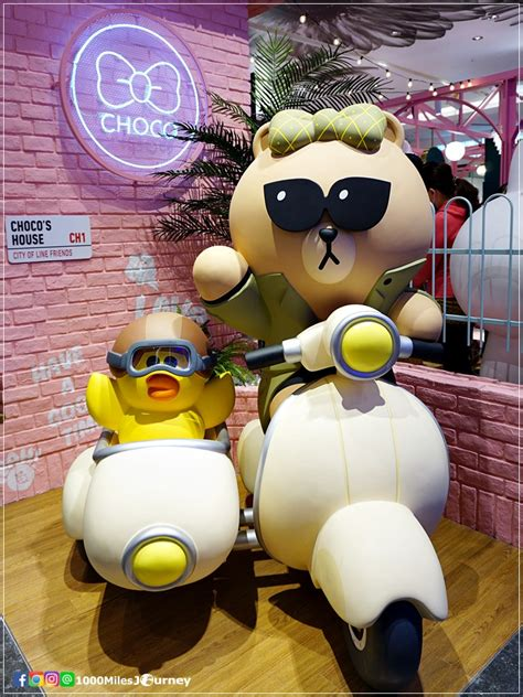 Line Friends Cafe and Store @ Taipei 28 - All About Taiwan ...