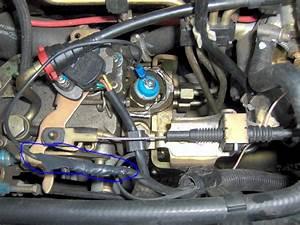 Pompe Injection Lucas Panne  U00e9lectrovanne Cod U00e9e - Renault - Kangoo - Diesel