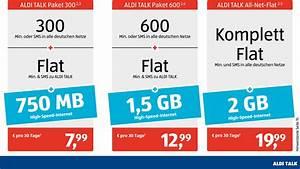 Aldi Talk Abrechnung : aldi talk erh ht datenvolumen seiner smartphone tarifpakete ~ Themetempest.com Abrechnung