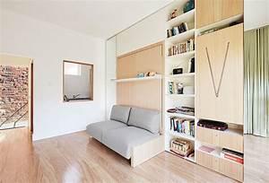 Aménagement Petit Appartement : id es d co pour un petit appartement ~ Nature-et-papiers.com Idées de Décoration