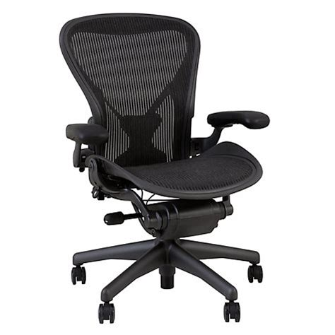 aeron chair by herman miller buy herman miller classic aeron office chair lewis