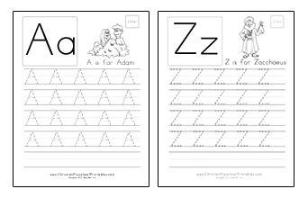 abc worksheets  kindergarteners