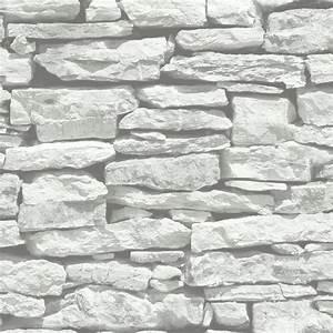 Mur Effet Brique : impressionnant mur brique blanche et briques peintes papier peint effet 2017 images ~ Melissatoandfro.com Idées de Décoration