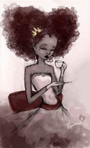Natural Hair Art - Picmia