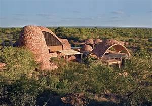 Mapungubwe Interpretation Centre by Peter Rich Architects ...
