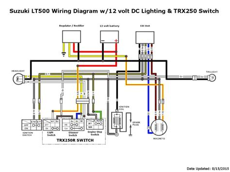 250 Volt Schematic Wiring Diagram by 89 Zilla Rebuild Page 17
