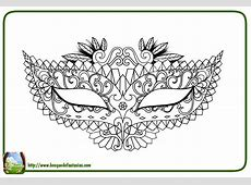 DIBUJOS DE CARNAVAL ® Máscaras, antifaces y disfraces para