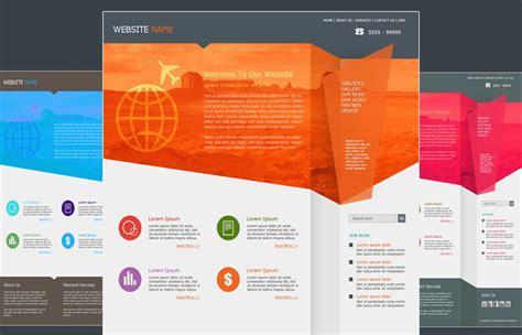web designer tutorial photoshop tutorial web design flat style