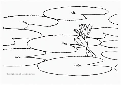 water  coloring page coloring home