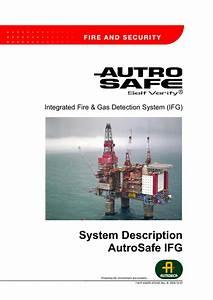 Autronica Autro Safe User Guide