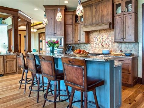 rustic kitchen islands with seating 15 kitchen islands with seating for your family home