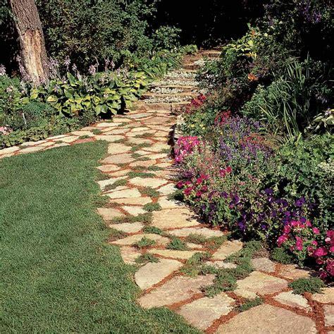 Backyard Path by Affordable Garden Path Ideas The Family Handyman