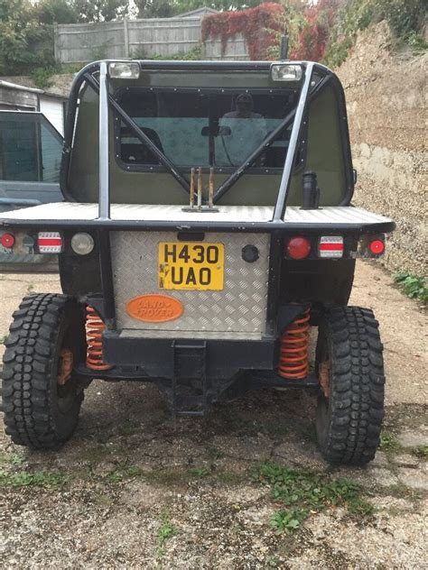 land rover discovery tdi tray   road ready