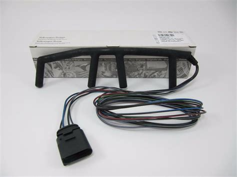 vw 4 wire glow plug wiring harness genuine new mk4 golf jetta beetle tdi 02 03 826732958484 ebay