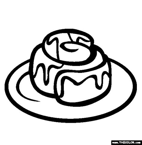 sweet treats  coloring pages page