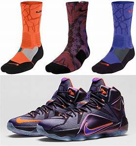 Lebron 12 Socks | www.pixshark.com - Images Galleries With ...