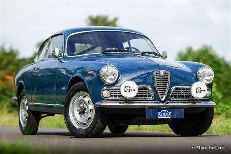 Alfa Romeo 1600 by Alfa Romeo Giulia 1600 Sprint 1962 Welcome To