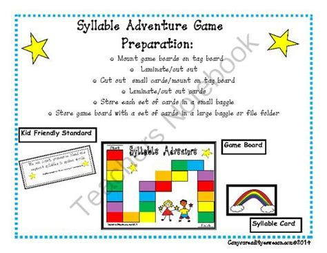 Slp Multi-syllabic Word Freebies On Pinterest