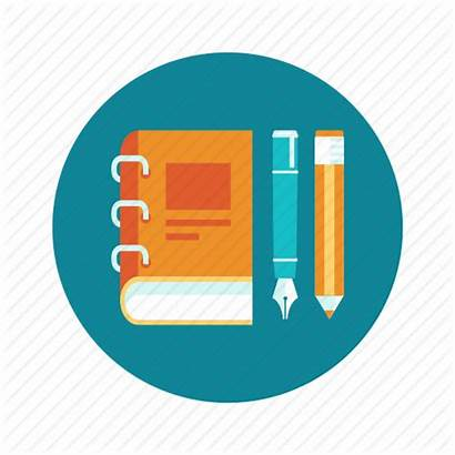 Icon Education Learn Pen Pencil Read Learning
