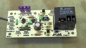 Hvac Relays- The Icm277c Blower Control Board