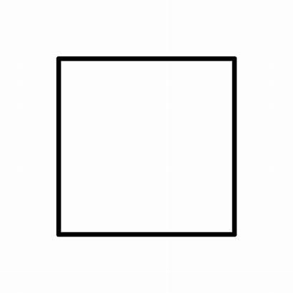 Geometricas Formas Imprimir Quadrado