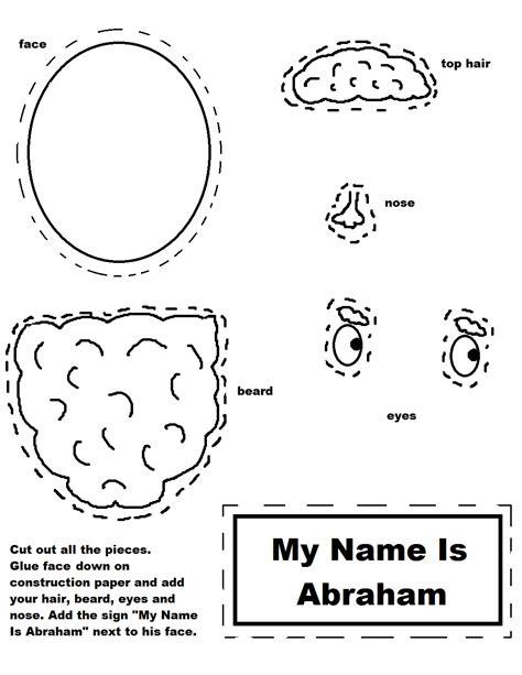 abraham sunday school lessons preschool bible lesson